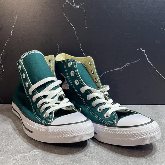 Converse Chuck Taylor Green Size 6.5M 8.5L